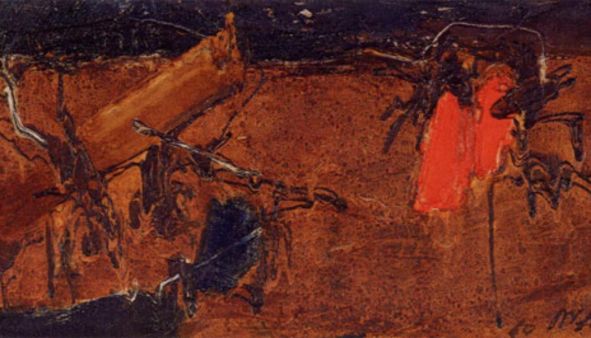 Hans-Jürgen Schlieker – Malerei um 1960