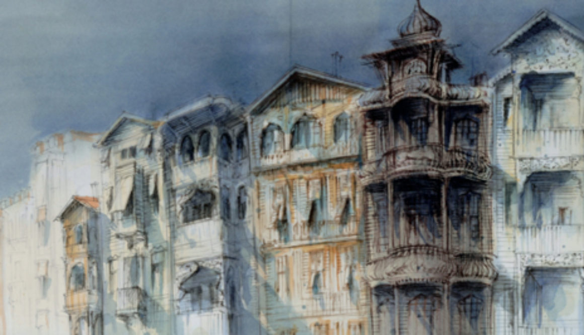 Ausstellungseröffnung: Rolf Escher – Istanbul